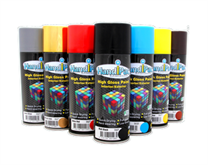Handipac Spray Paints category page