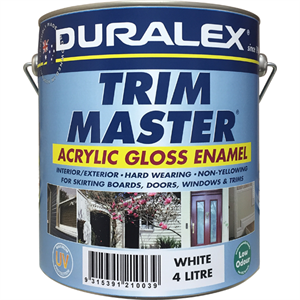 Trim Master Gloss 4L new